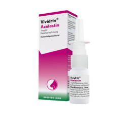 VIVIDRIN AZELASTIN 1MG/ML